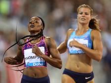 Dafne Schippers vierde op 200 meter