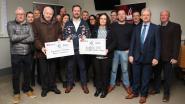 Pop-upbar van OCMW levert 1.000 euro op voor goede doelen