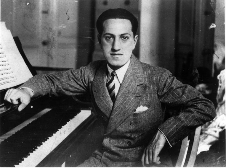George Gershwin  Beeld Hollandse Hoogte / AFP