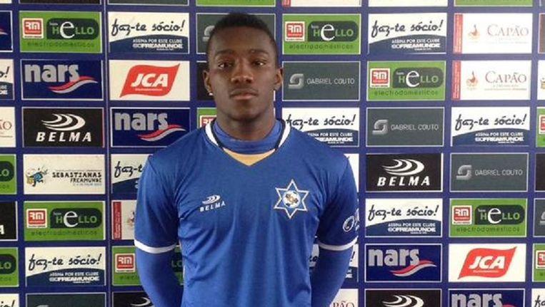 Deze Célestin Djim werd uitgeleend aan de Portugese tweedeklasser Freamunde. Zijn broer Tony maakt intussen deel uit van de A-kern