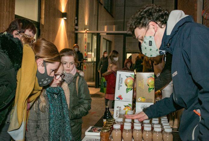 De Buurderij van Sint-Gillis-Waas is van start gegaan, met brouwerij The Musketeers als afhaal- en ontmoetingsplek.