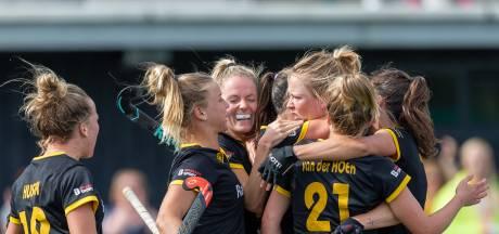 HC Den Bosch walst over Groningen heen