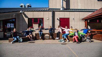 Scholen maken beste van heropstart: Basisschool Minnestraal zet in op buiten les geven