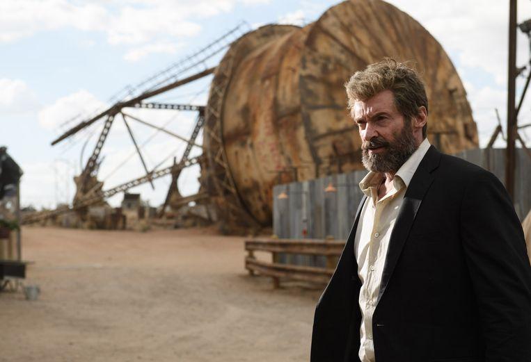Hugh Jackman als Logan/Wolverine 'Logan'.