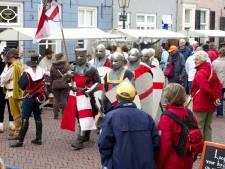 Na storm nu corona: Doesburgs Hanzefeest verplaatst