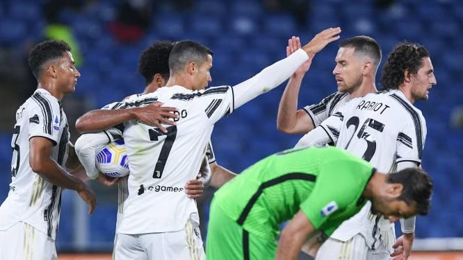 Ronaldo en andere Juve-internationals schenden quarantainemaatregel en riskeren rechtszaak