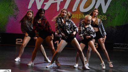 505 dansers strijden zondag in sporthal Meos Maldegem