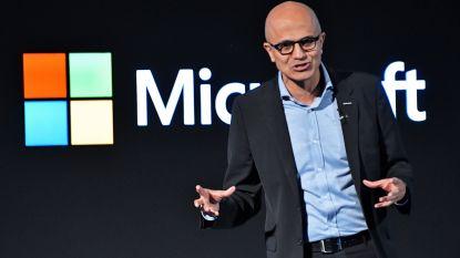 Microsoft steekt Apple (even) voorbij als duurste bedrijf in VS