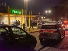 EMTÉ in Valkenswaard beroofd, toevallig tegelijk met incident in frietzaak 't Gegraaf
