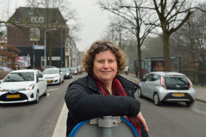 Wethouder Hilde Niezen.