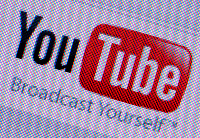 Logo van You Tube