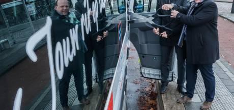 Bravoflex-busje rijdt eerste rit in Moerdijk