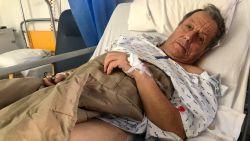 """Jules (76) rijdt in op alcoholcontrole en krijgt politiekogel in been: """"Ik heb die controle écht niet gezien"""""""