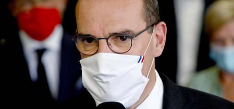 Le Premier ministre français, testé à nouveau négatif au Covid-19, met fin à son isolement