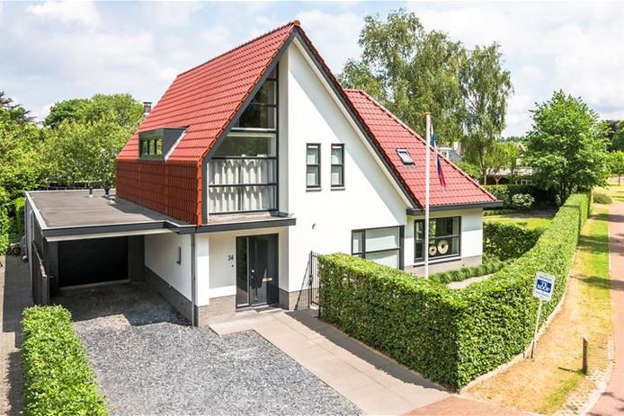 Spielderhout 34 in Putten.