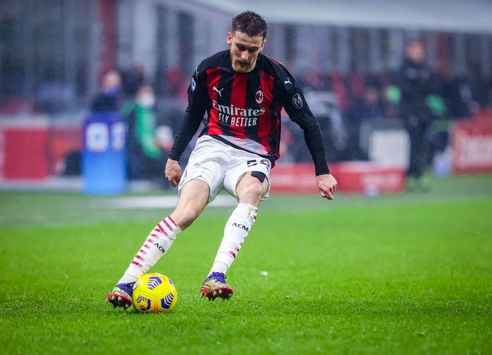 Alexis Saelemaekers manquera aussi le choc contre la Juve.