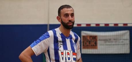 Zaalvoetbalgrootheid Jamal El Ghannouti vertrekt bij FC Eindhoven