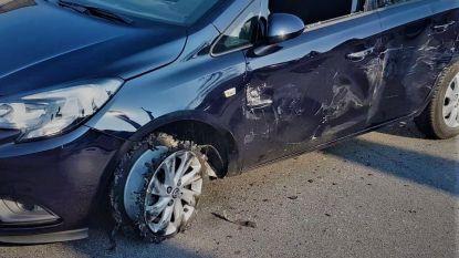 Drugsdealer duwt koper uit auto tijdens wilde achtervolging