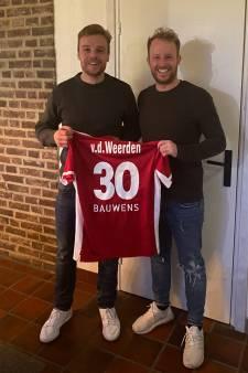 Mink van der Weerden verlaat Oranje-Rood na twaalf jaar voor Rot-Weiss Köln