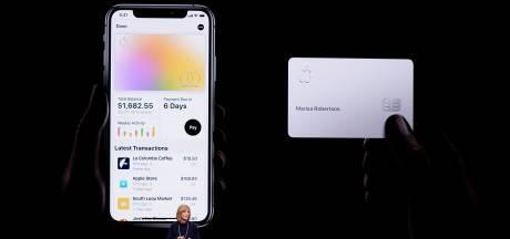 La carte de paiement d'Apple sexiste?