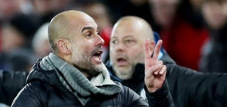 ManCity richt zich op tweede plaats: 'Liverpool buitengewoon goed'