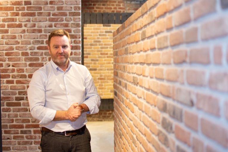 Frederik Ardies, managing director van Olivier Bricks.