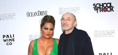 L'ex-femme de Phil Collins l'accuse de ne pas s'être lavé pendant un an