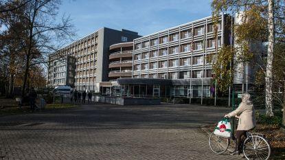 Parking Vesalius afgesloten van 6 mei  (enkel nog te bereiken via Klina)