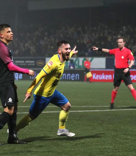 Cambuur herovert koppositie na puntenverlies Jong Ajax bij NEC