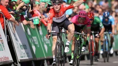 KOERS KORT 05/09. Greipel schiet opnieuw raak in Ronde van Groot-Brittanië - Ook Lotte Kopecky zegeviert