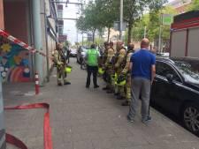 Brandweer uitgerukt voor explosie in schakelstation