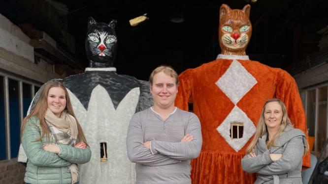 """Kevin, Deborah en Jolien vormen nieuw feestcomité van De Katte: """"Nieuwe wind laten waaien met respect voor bestaande tradities"""""""