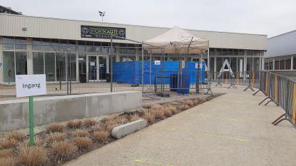 Triagepost in Bokaal voor inwoners van Liedekerke en Denderleeuw die mogelijk besmet zijn met Covid-19