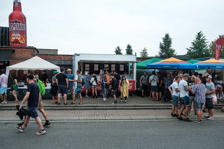 De rotonde in de Kerkhofstraat vormde de afgelopen weekends opnieuw een populaire trekpleister.