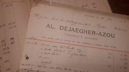 Origineel kasboek uit Eerste Wereldoorlog na 100 jaar terug in Izegems stadsarchief