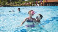 Zalig herfstweer op komst: dat betekent buiten zwemmen in Puyenbroeck