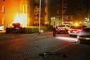 Ravage op weg na ongeluk Begijnenstraat Oss