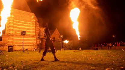 Kerstmarkt THOG en uniek lichtspektakel sluiten feestjaar 1000 jaar Massemen af