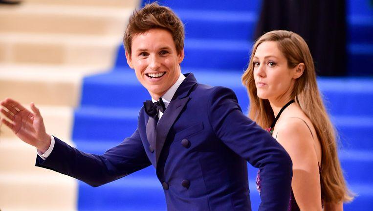 Eddy en zijn vrouw Hannah Bagshawe.