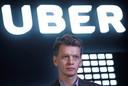 Topman Barney Harford, wereldwijd verantwoordelijk voor het dagelijkse beleid van Uber.