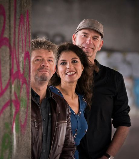 Tip Jar speelt melodieuze liedjes met een Amerikaans hart in theater De Kattendans in Bergeijk