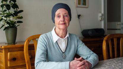 """Monique (83) maakte 75 jaar geleden bombardement op Mortsel mee: """"Nog steeds bang van vliegtuigen"""""""