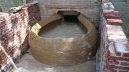 Bakhuis naast Bosmuseum krijgt traditionele bakoven: eerste broden voor het najaar