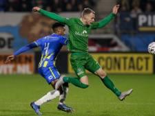 Pover PEC Zwolle speelt niets klaar tegen hekkensluiter RKC