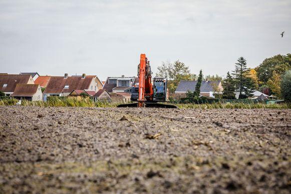 Brugge: Dudzele start werken cathemgoed