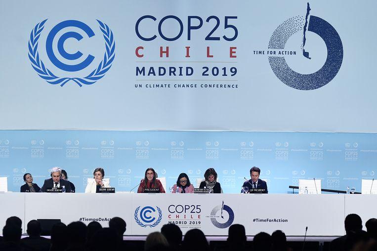 Akkoord bereikt op klimaatconferentie Madrid