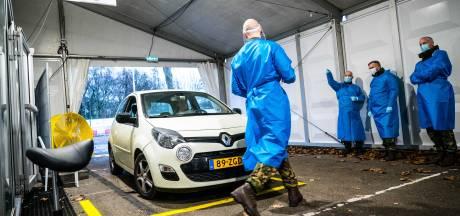 Positieve coronatests in Twente weer fors hoger; 3 sterfgevallen