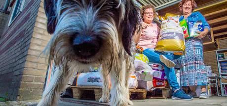 Voedselbank voor Apeldoornse dieren nu officiële stichting