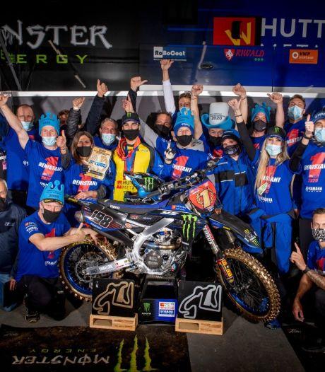 Hutten Racing Team levert met Benistant Europees kampioen af