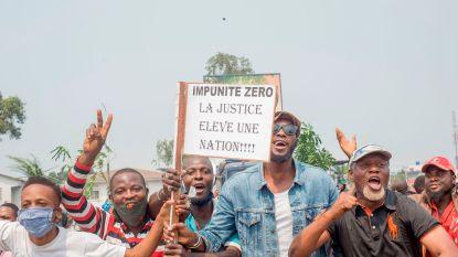 Congolese minister van Justitie even opgepakt